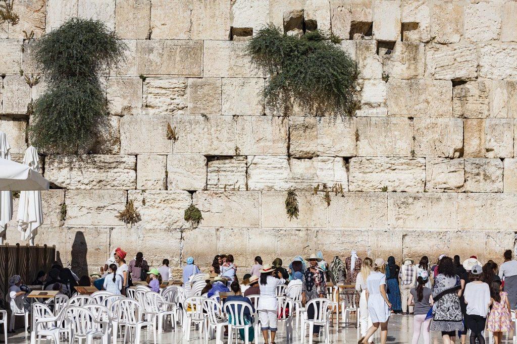 israel, western wall, jerusalem
