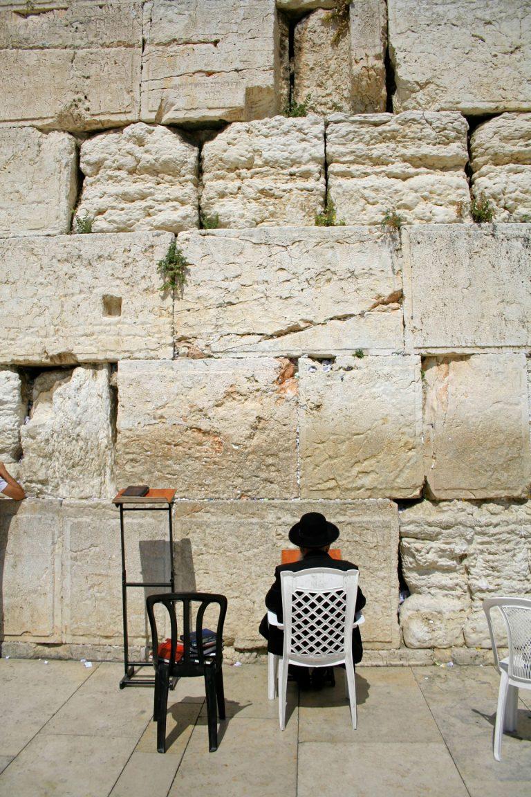 El muro occidental de los lamentos, Jerusalén, Israel © paul prescott / Alamy Stock Photo