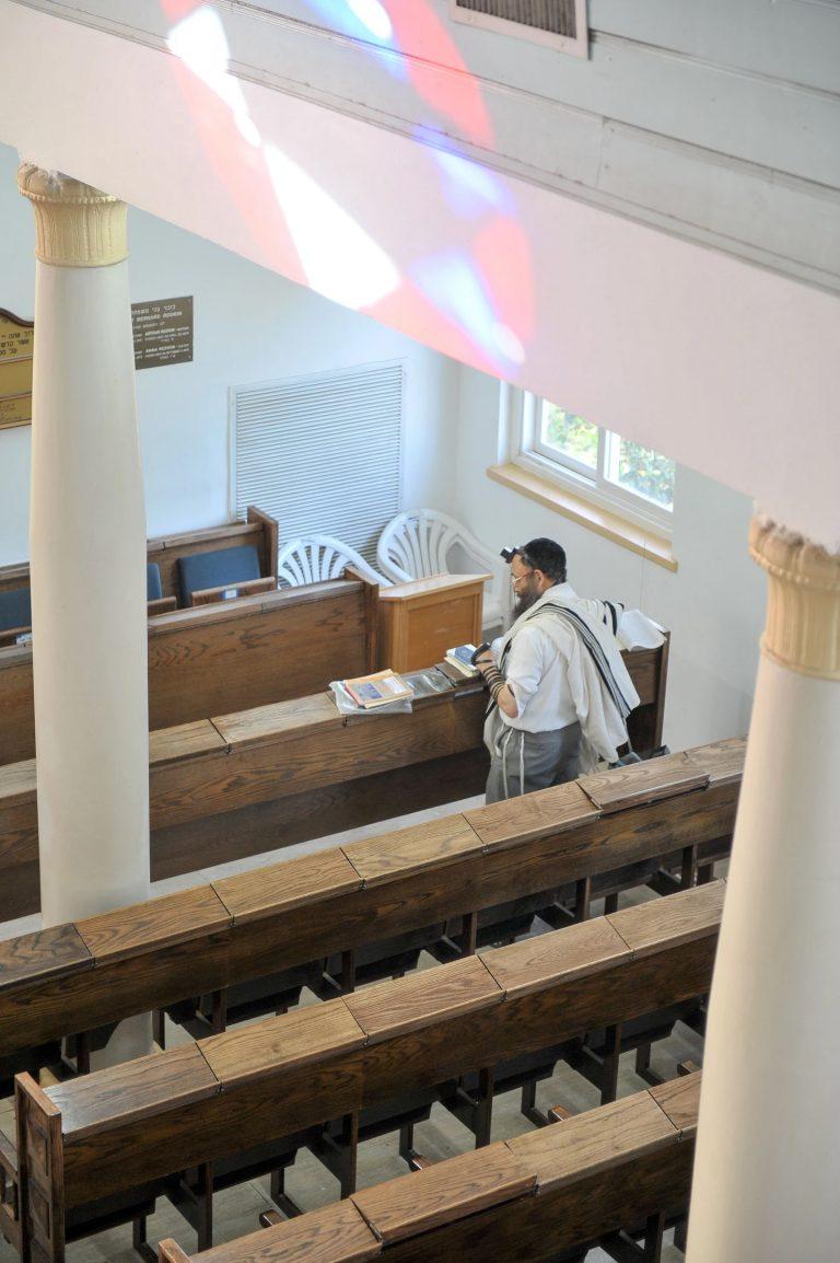 La Gran Sinagoga, Mazkeret Batya, Israel © Eyal Nahmias / Alamy Stock Photo