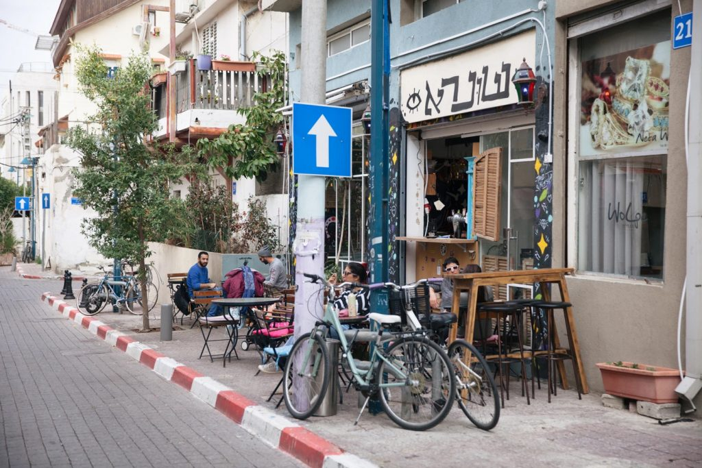 Barrio yemenita, Tel Aviv, Israel Kimberley Grant