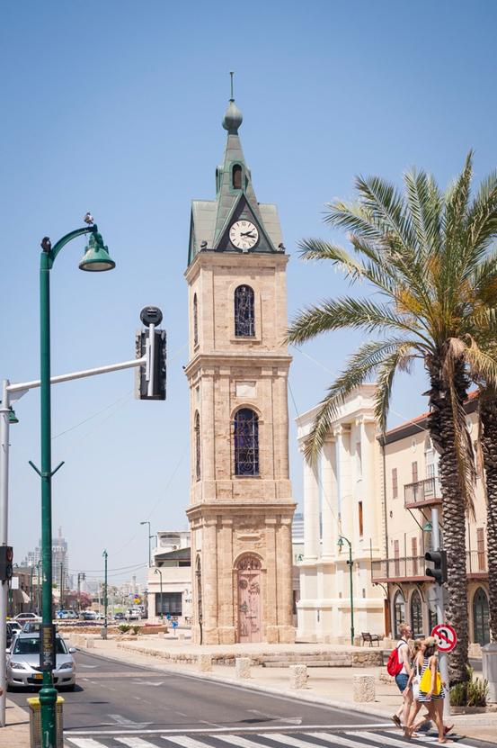 Israel – Tel Aviv Jaffa – Calle Yeffet