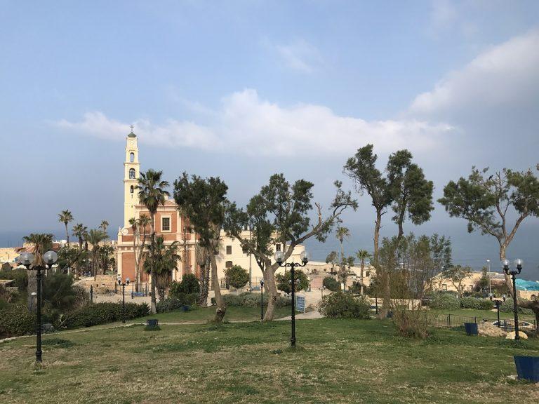 Iglesia de San Pedro - Jaffa, Israel