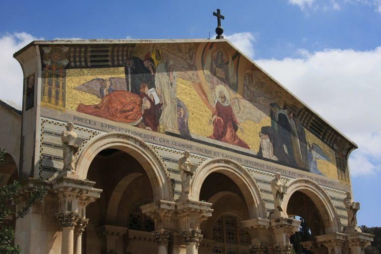 Getsemani, Jerusalem Israel