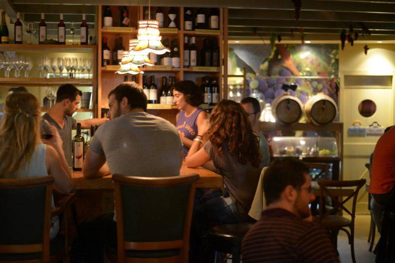 bar de vino israel