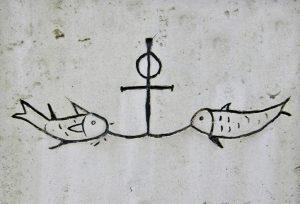 El pez y el ancla