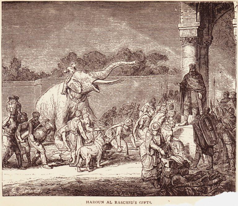 El Elefante de Carlomagno