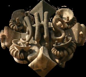 Monograma Sagrada Familia