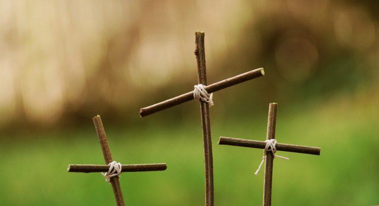 Que simbolizan las cruces