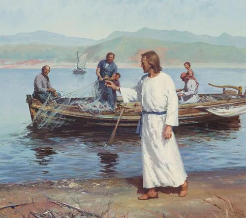 El pescador de hombres