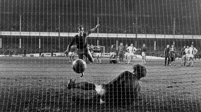Penal de la Liga Inglesa - 1970