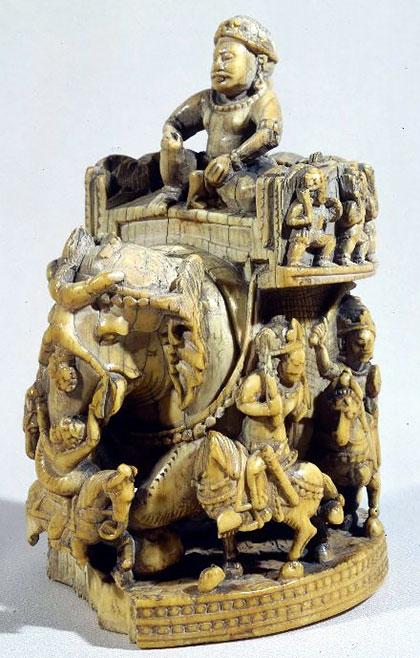 Pieza del Rey Elefante