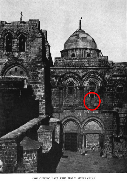 La Escalera en 1885 - Public Domain, Reddi, Wikipedia / ChurchPOP