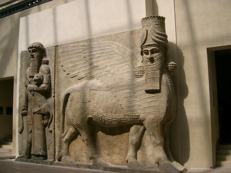 ¿Cuánto de la mitología del medio oriente hay en la Biblia?